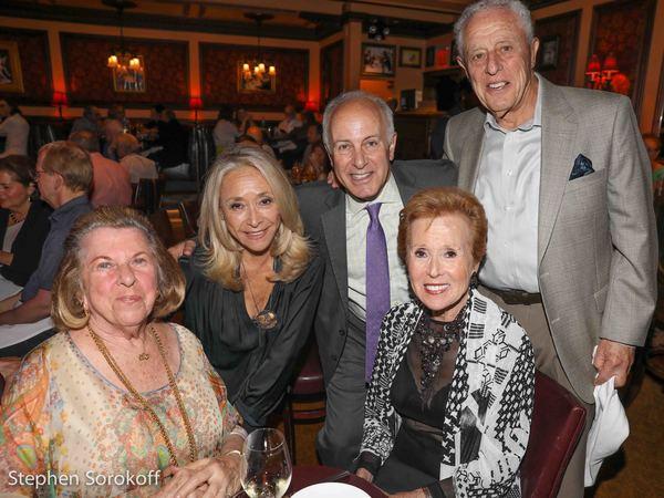Abby Schroeder, Eda Sorokoff, Joseph P. Benincasa, Barbara Fromm, Bernie Fromm Photo