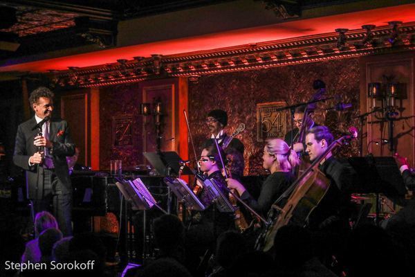 Photo Coverage: Brian Stokes Mitchell Makes Solo Debut at Feinstein's/54 Below