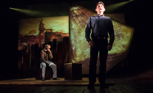 Photo Flash: First Look at THE KITE RUNNER's Return to the West End