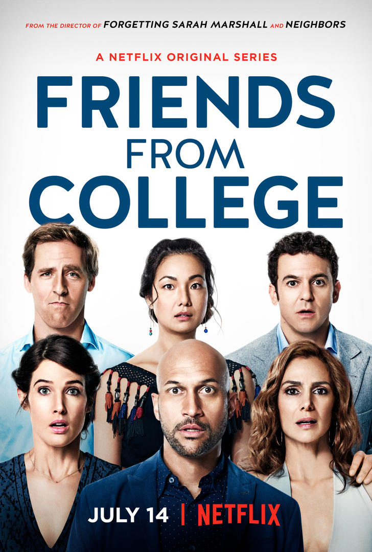 VIDEO: Netflix Reveals Official Trailer & Key Art for FRIENDS FROM COLLEGE