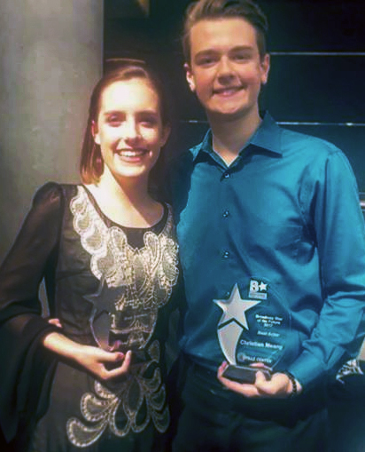BWW Previews: STRAZ' Broadway Stars of the Future Winners Heading to NYC For the Jimmys!