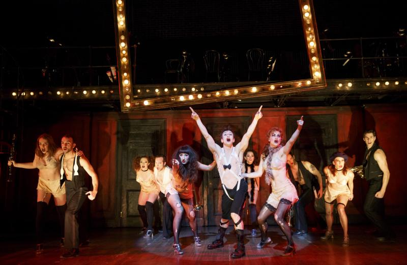 BWW Review: Tarnished CABARET at Paramount Shows How Good This Classic Can Be