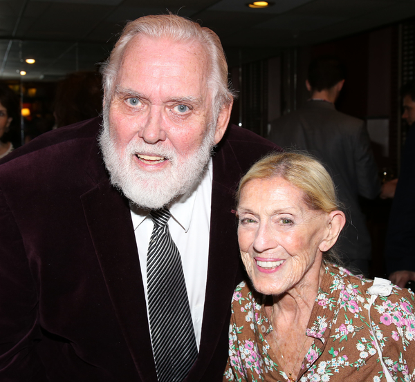 Photo Flash: Jim Brochu, Tony Sheldon, Donna McKechnie, Charles Busch and More Celebrate ZERO HOUR Opening Off-Broadway