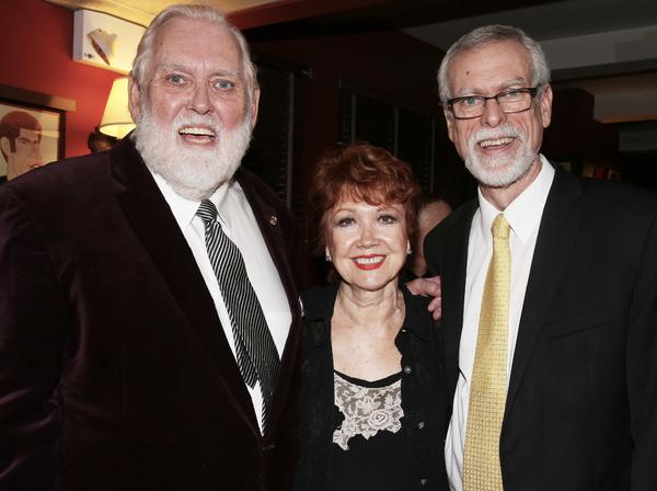 Jim Brochu, Donna McKechnie and Steve Schalchlin