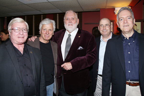Jim Brochu, Ed Gaynes, Kurt Peterson, Kevin Kennedy, and Dan Wackerman