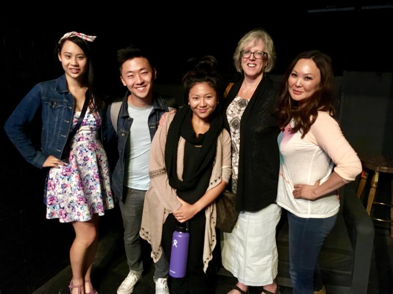 Guest Blog: OCEAN DEBRIS at Blank Theatre's Young Playwrights Festival