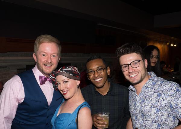 Photos: Curtain Call And Press Night Celebration Of McCoy-Rigby's MAN OF LA MANCHA At La Mirada Theatre