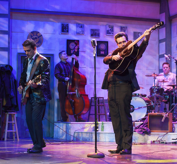 Photo Flash: First Look at GET's RING OF FIRE, THE MUSIC OF JOHNNY CASH
