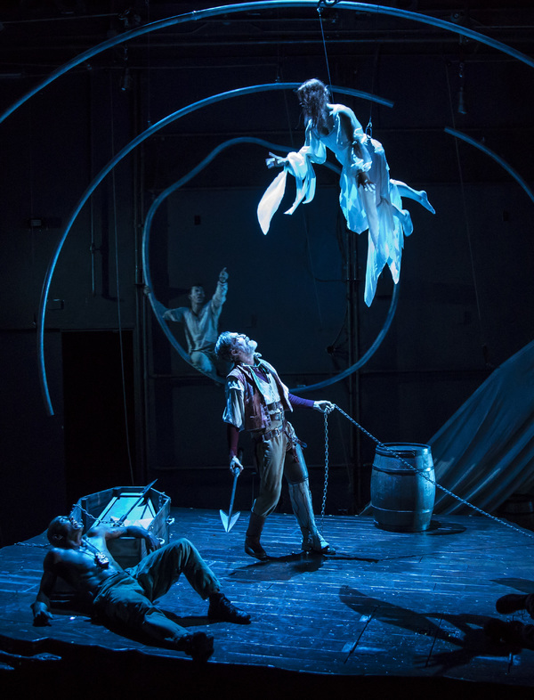 Photo Flash: Lookingglass Theatre Company's Award-Winning Production of MOBY DICK
