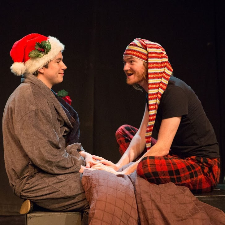 BWW Review: Fantastic.Z's Short Play Series FAMILY Modern and Sweet