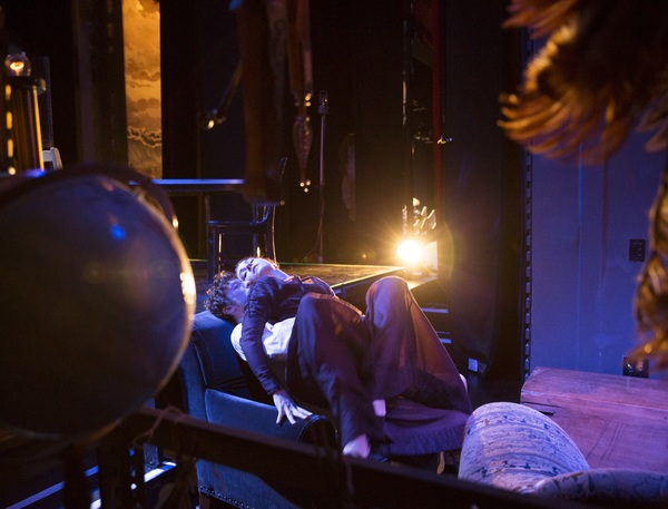 Photo Flash: LCT3 Presents Third Rail Projects' GHOST LIGHT