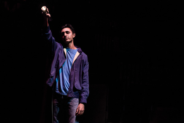 Photos: THE RISE AND FALL OF LITTLE VOICE Opens at Stephen Joseph Theatre