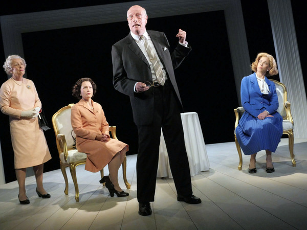 Photo Flash: HANDBAGGED Opens at Theatre by the Lake