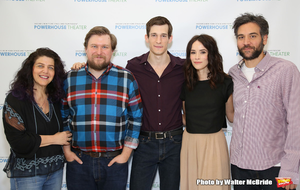 Sheryl Kaller, Michael Chernus, David T Patterson, Abigail Spencer and Josh Radnor