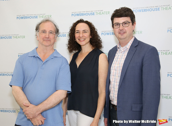 Mark Linn-Baker, Johanna Pfaelzer and Thomas Pearson