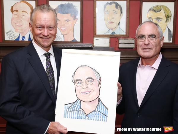 Max Klimavicius and Todd Haimes
