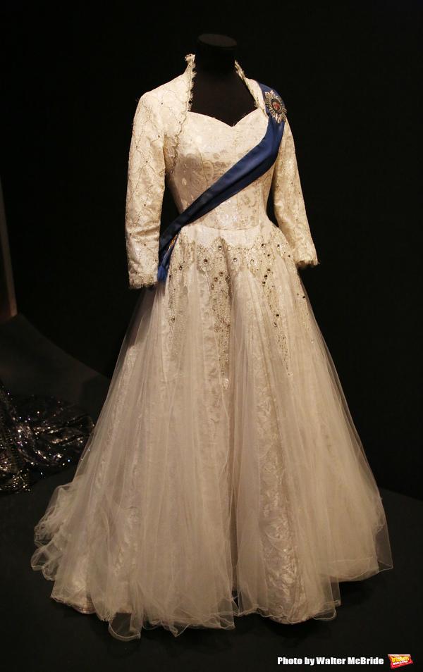 Helen Mirren Costume