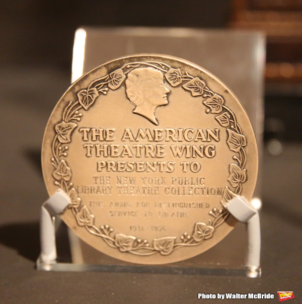 The American Theatre Wing Award
