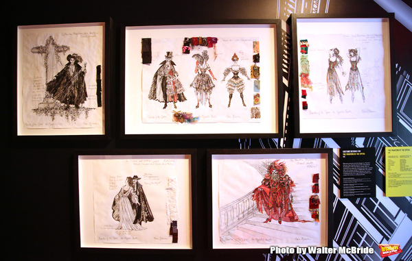BWW Exclusive: A Visit to New York Public Library for the Performing Arts' CURTAIN UP Exhibit