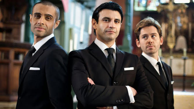 Netflix Aquires International Rights to British comedy AMAR, AKBAR & TONY