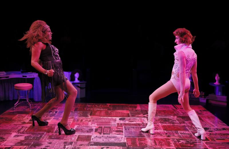BWW Review: ACT's LEGEND OF GEORGIA MCBRIDE Struts and Sashay's into Seattle