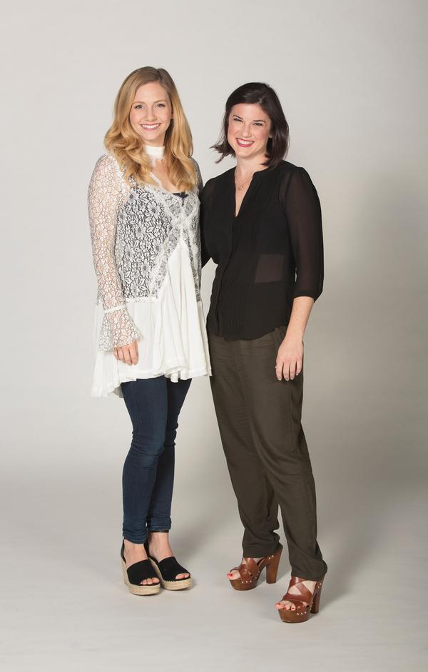 Audrey Cardwell  and Veronica J. Keuhn Photo