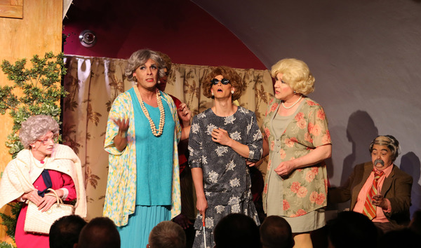 Photo Flash: Hell in a Handbag Productions presents THE GOLDEN GIRLS – THE LOST EPISODES