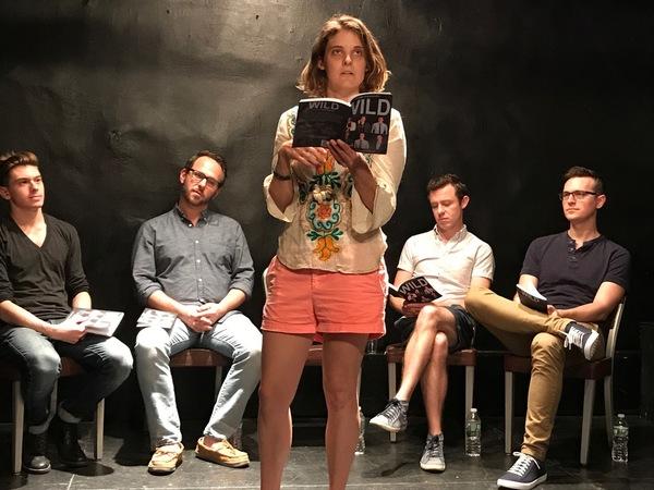 Photos: Crystal Skillman's WILD Reading and Signing at Drama Book Shop