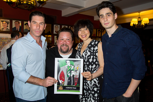 Photo Coverage: The Lights of Broadway Spring 2017 Launch