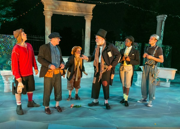 Photo Flash: STNJ Stages A MIDSUMMER NIGHT'S DREAM