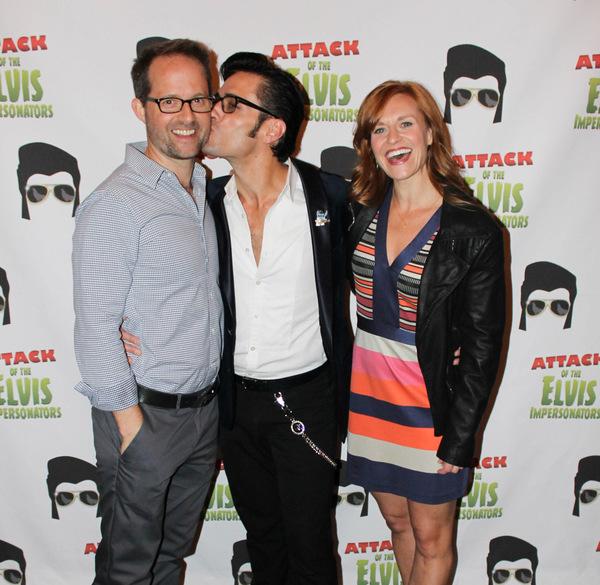 Eric Sciotto, David Eggers and Megan Sikora