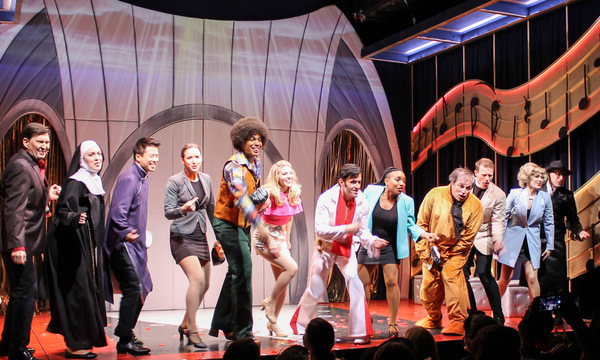 Photo Flash: The King is Back! Inside the Opening of ATTACK OF THE ELVIS IMPERSONATORS