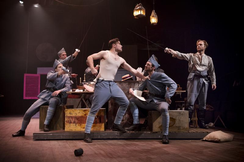 BWW REVIEW: Sport For Jove Reprises The Award Winning Production Of CYRANO DE BERGERAC