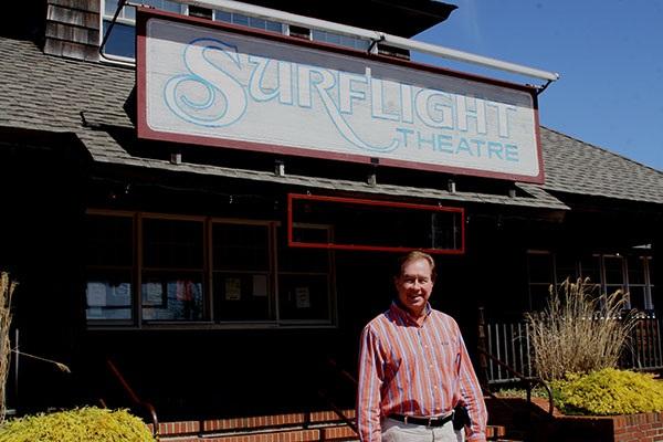 "BWW Interview: "" People Behind the Curtain""- Steve Steiner of SURFLIGHT THEATRE"