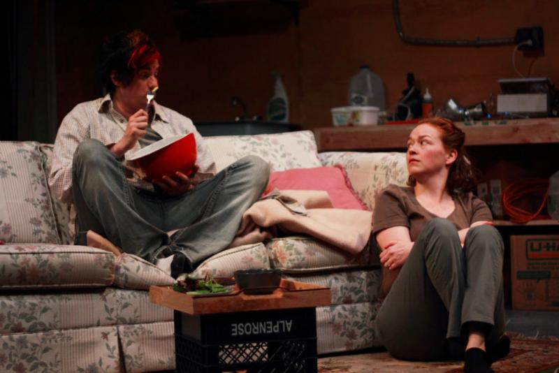 BWW Review: Intensity and Anger Abounds in Theatre22's DOWNSTAIRS