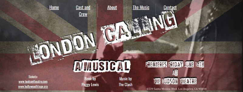 BWW Review: LONDON CALLING, A MUSICAL Doesn't Connect