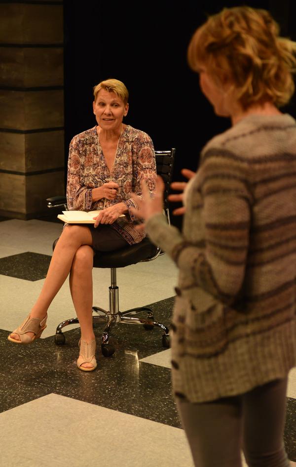 Dr. Lorna James (Lindsay Crouse); Connie (Susannah Hoffman)