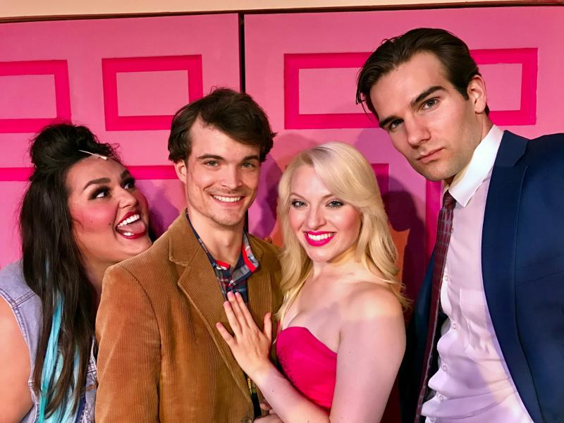 BWW Review: Snaps!  Cupcake Theater Stages Elle Woods' Adventure to Law School in LEGALLY BLONDE THE MUSICAL!
