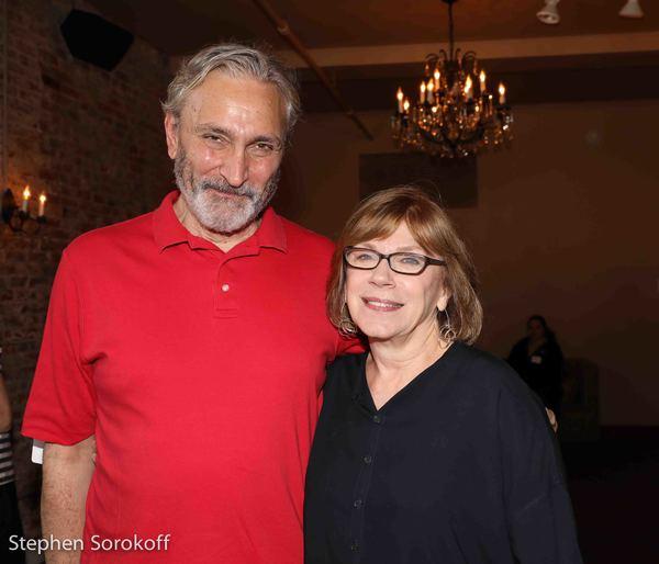Rocco Sisto & Julianne Boyd
