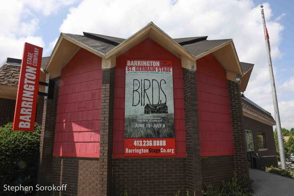 Photo Coverage: Barrington Stage Company Celebrates Opening Night of THE BIRDS