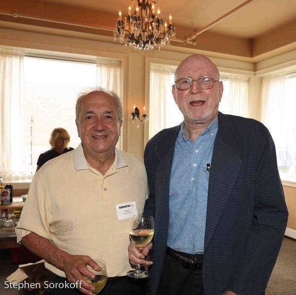 Bruce Evenchik & Robert Rosenthal