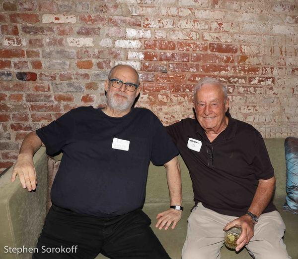 William Finn & Lee Blatt
