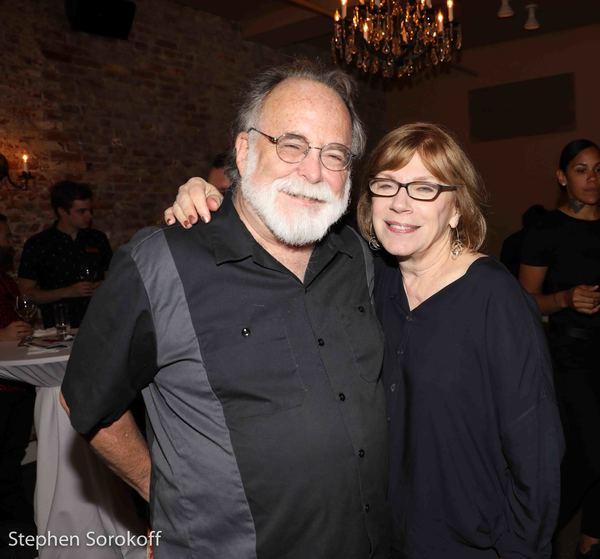Mark St. Germain & Julianne Boyd