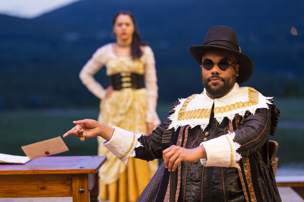 Photo Flash: First Look at Hudson Valley Shakespeare Festival Summer Season