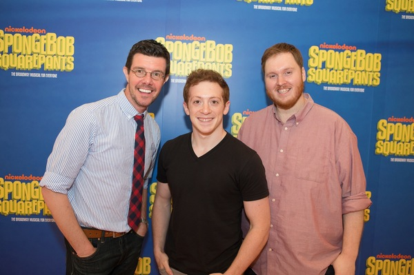 Photo Flash: SPONGEBOB SQUAREPANTS Gets Ready for Broadway!