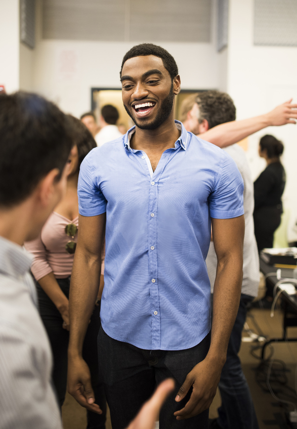 BREAKING: It's Coronation Day! See Photos from FROZEN's First Day of Rehearsal!