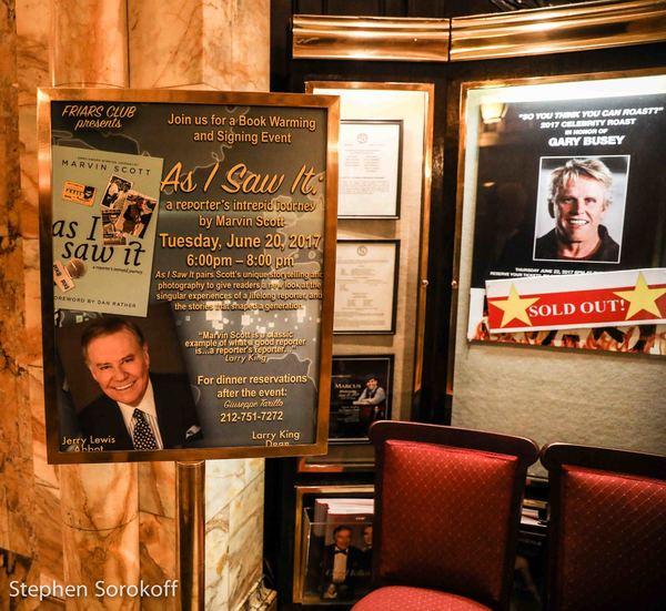 Photo Coverage: Marilyn Maye Kicks It Up At The Friars Club Metropolitan Room Show