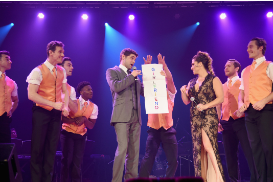Photo: Jeremy Jordan, Shoshana Bean Open TrevorLIVE with Original Musical Number