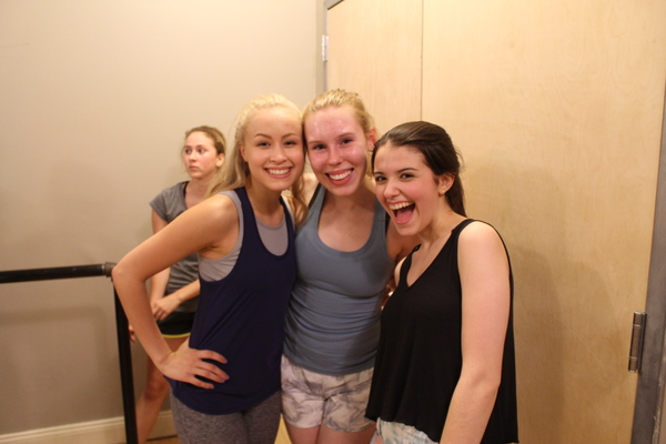 Photo Flash: Inside Rehearsals for LEGALLY BLONDE at Broadway Method Academy