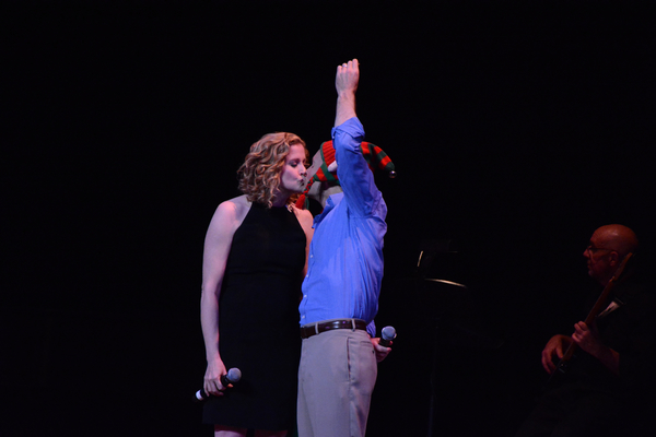 Christiane Noll and Jamie LaVerdiere